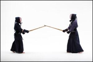 剣道の間合い