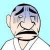 ジュンイチの悲しい顔