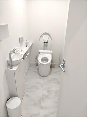 BEYOND(ビヨンド)小倉店のトイレ