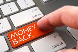 パーソナルトレーニングジムでの返金保証について